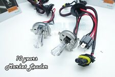 H4-2 6000k Dual Beam Bulbs Kit 35w HID Hi-Halogen Lo-Xenon Headlight Car 6K