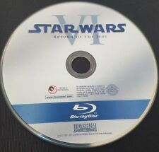 Star Wars Episode VI Return of the Jedi 6(Blu-ray REPLACEMENT Disc ONLY) NO CASE