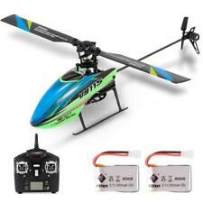 WLtoys V911S 4CH 6G RC Helicopter with Gyroscope Non-aileron 2 Battery A9V4