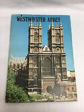 Westminster Abbey ~ Vintage Hardcover Book