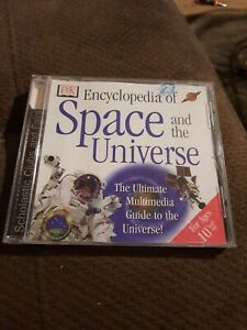 Eyewitness Encyclopedia of Space and the Universe 1996 CD The Ultimate Guide DK
