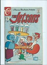 The Jetsons #1 (Nov 1970, Charlton) FN+