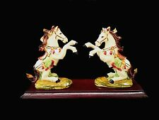 Feng Shui Zodiac Victory Horse Statue Figurine decoration for wealth and success