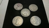 Five Sixpence.s nice condition L549