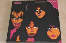 Kiss Loudest Band in Motor City 4 Pic Disc- Book-Poster-Photo Set Ltd.100