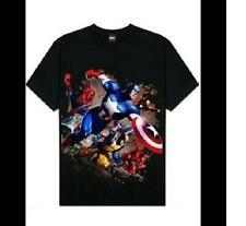 MARVEL AVENGERS T-shirt ROLL OUT CAPTAIN AMERICA Taille M DISPO