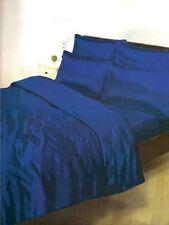 Linge de lit et ensembles bleus modernes pour chambre à coucher