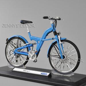 Welly 1:10 Scale Diecast Metal Bicycle Model Toy BMW Q5.T Sport Bike Replica