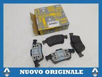 Pills Rear Brake Pads Pad Original RENAULT Laguna