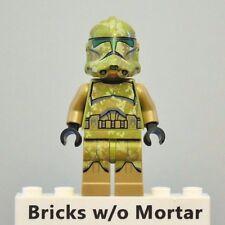 New Genuine LEGO 41st Kashyyyk Clone Trooper Minifig Star Wars 75142 75035
