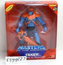 MOTU, Faker, He-Man 200x, Toyfare Exclusive, MOC, MISB, sealed box, figure