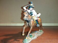 Del prado cavalry of the napoleonic wars Officer Austrian Cuirassiers 1796