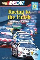 NASCAR Racing to the Finish [All-Star Readers, Level 2]