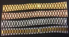 Cavadini-Massive-ACCIAIO INOX IPG-Oro Rosa Bracciale orologi 20 mm Schmett. - daccordo