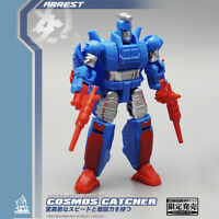 Transformers Devcon MF-20D Metal Coating Actions Figure MFT Pocket Toy in Stock