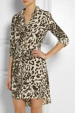 """NWT $345 Diane Von Furstenberg DVF """"Prita"""" Shirt Dress 0"""