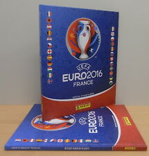 Panini EK Hardcover 1x Album Empty Euro France 2016