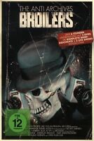 """BROILERS """"THE ANTI ARCHIVES"""" 2 DVD NEU"""