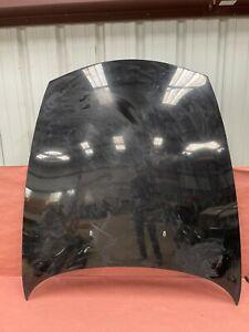 Hood Panel Cover Bonnet BMW E85 E86 Z4 Roadster OEM 63K Black No Dings