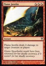 4x Flame Javelin / Flammenspeer - Shadowmoor - Magic - EX - ENG