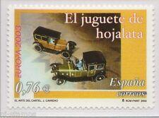 2003 Spanje 3839 Europa CEPT - Affichekunst - Poster art