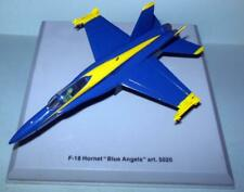 ARMOUR F-18 HORNET BLUE ANGELS #5020SCR DIECAST PLANES WITH STAND