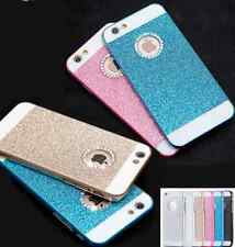 Funda para Apple Iphone 5-5S, 6-6S, 6plus+  Rígida Purpurina Brillante Brillo