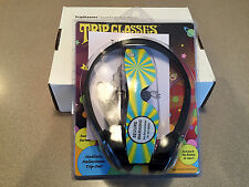 *NEW* Cornfield Electronics Trip Glasses Sound & Light Brain Machine. Very Rare!