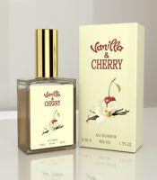 Cherry Vanilla Perfume - Vanilla & Cherry 50 ML / 1.7 FL OZ Eau De Parfum New
