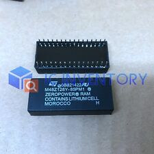 2PCS M48Z128Y-85PM1 STMicroelectronics PDIP-32