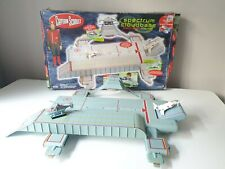 CAPTAIN SCARLET Spectrum Cloudbase Electronic Playset With Sounds Lights & Box