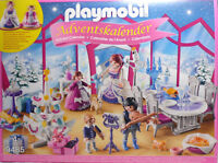 PLAYMOBIL 9485 Adventskalender Weihnachtsball im Kristallsaal Geschenke NEU