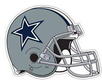 Dallas Cowboys Helmet NFL Logo Vinyl Decal Sticker - You Pick Size