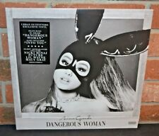 ARIANA GRANDE - Dangerous Woman, Ltd 1st Press UO EXC 2LP VINYL Gatefold NEW!