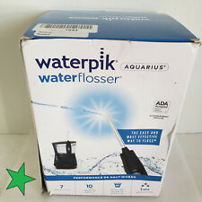 Waterpik Water Flosser Electric Dental Countertop Oral Irrigator WP 662 Black
