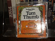 Tom Thumb The Storyteller Book And Cassette/ Vintage/ 1973/ Original Packaging
