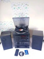 Technics HiFi Separates Stack System; Amp,Equalizer,Turntable,Tuner,CD,Tape Deck