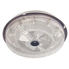 Broan Ceiling Heater Solid Wire Element Low-Profile Surface Mt Bathroom 4266btu