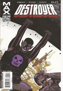 °DESTROYER #3 PART 3 von 5° US Marvel MAX 2009 Robert Kirkman