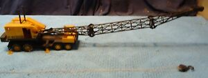 Lionel P&H Harnischfeger Crane HO Scale 1/87 Boom Truck Crane.