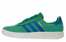 bnib Adidas Trimm Trab UK 11 green blue EE5742