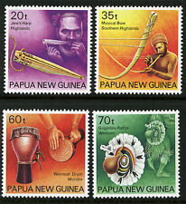 Papua New Guinea   1990   Scott # 746-749    Mint Never Hinged Set