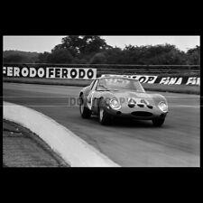 Photo A.012801 FERRARI 250 GTO DAVID PIPER GRAND PRIX GT RACE SILVERSTONE 1963
