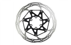 SRAM CenterLineX 6 Bolt Disc Brake Rotors 160mm CLX MTB Bike Trail Ti 1 PAIR