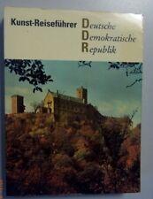 Kunst Reiseführer der DDR 1986 GDR