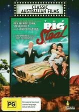 The Big Steal DVD AUSTRALIAN COMEDY Ben Mendelsohn Claudia Karvan BRAND NEW R4