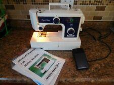 Necchi Heavy Duty Royal Series Sewing Machine Md 3205fa W Manual