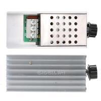 AC110-220V 10000W SCR Voltage Regulator Motor Speed Controller Dimmer Thermostat