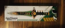 NEW HASBRO POWER RANGERS LIGHTNING COLLECTION GREEN RANGER DRAGON DAGGER