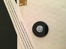 Volkswagen Golf MK4 MK5 MK6 GTI TDI R32 De Wiper DECAL LOGO Blue!!